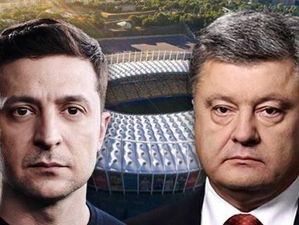 Порошенко назвав час проведення дебатів на «Олімпійському»