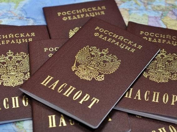 На Донбасі почнуть роздавати російські паспорти