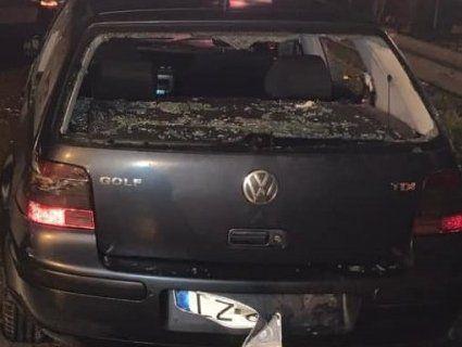 На трасі Одеса-Київ озброєні напали на поліцейський пост і влаштували погром (фото, відео)