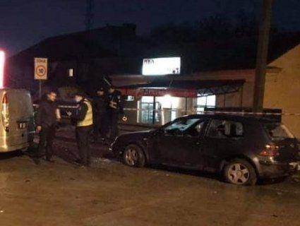 На Одещині невідомі обстріляли поліцейський пост: деталі інциденту