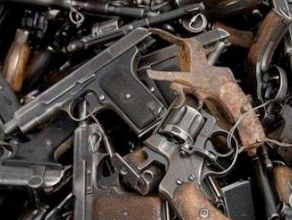 Волиняни здали до поліції понад 100 одиниць зброї
