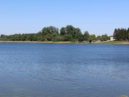 Волинянин незаконно використовував ділянку з озером вартістю 37 млн грн