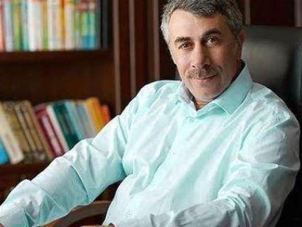 Лікар Комаровський не планує бути міністром