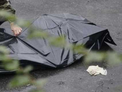 Під Києвом виявили труп чоловіка зі слідами тортур