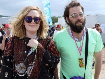 Чоловік співачки Адель після розлучення може отримати 90 мільйонів доларів