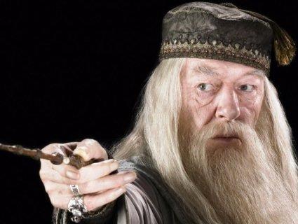 Актор, який зіграв Дамблдора, втратив контракт через склероз