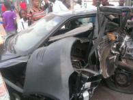 У Нігерії поліцейське авто в'їхало в юрму дітей – 11 жертв