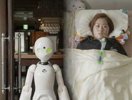 «Аватар»: у японському кафе роботами-офіціантами керують паралізовані люди (фото, відео)