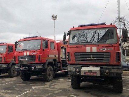 80% пожежних автомобілів у районі на Волині підлягають списанню