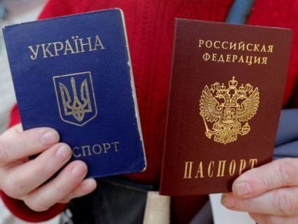 Повзуча анексія Донбасу: Путін роздасть паспорти жителям «ЛНР/ДНР»