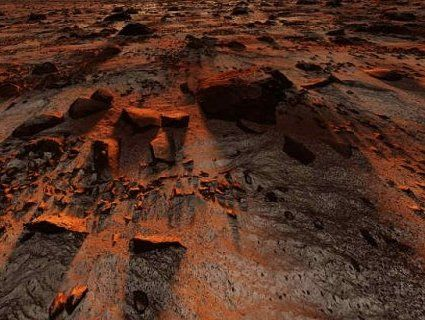 Вперше: на Марсі зафіксували землетрус