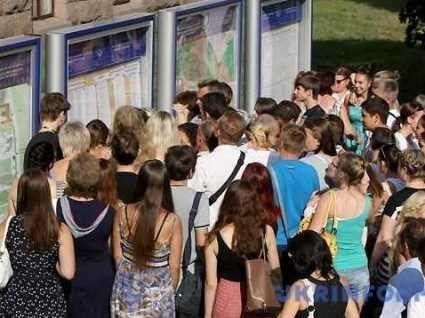 В Україні вступна кампанія у заклади вищої освіти розпочнеться з 1 липня
