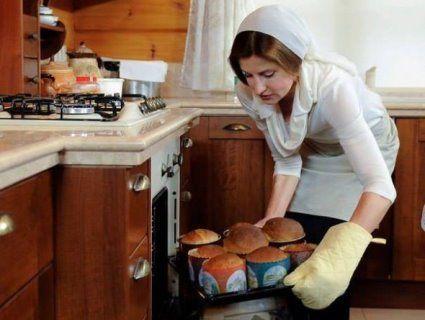 Рецепт, за яким пече паску перша леді Марина Порошенко
