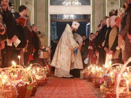 Розклад свячення пасок у храмах Луцька: коли і де освятити пасхальний кошик