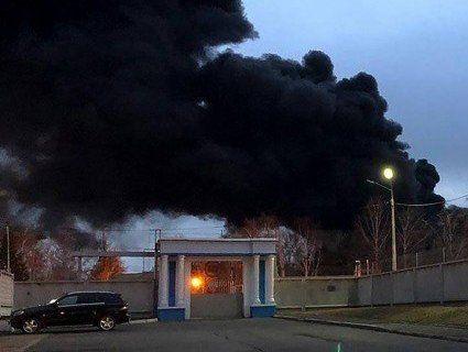 «Іскандери заплакали»: у Росії палає завод балістичних ракет (фото)