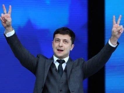 «Віват, король!»: ЦВК офіційно оголосила Зеленського новим президентом