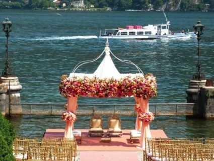 В Італії на розкішній віллі одружується син Авакова (фото)