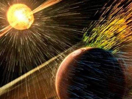 Низка магнітних бурь накриє Землю у травні