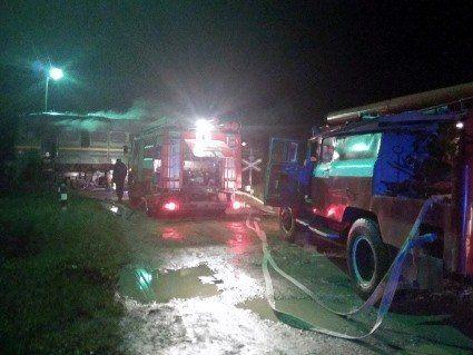 На Хмельниччині під час руху загорівся поїзд з пасажирами
