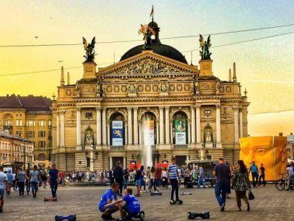Американці радять відвідати Львів