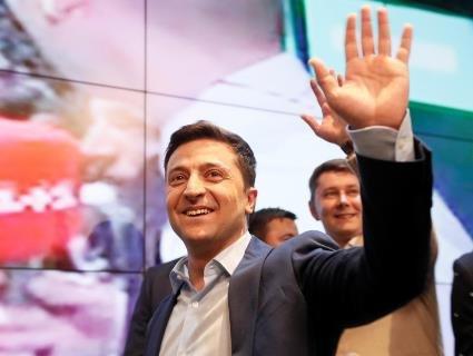 А ви вже надіслали резюме на конкурс спікера Президента 3еленского?