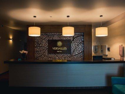 Hotel Versailles у Луцьку: елегантність та комфорт у самому центрі міста*
