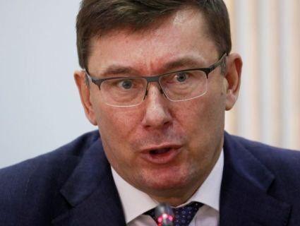 Всупереч Зеленському: Луценко повідомив, що не піде у відставку