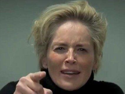 61-річна Шерон Стоун оголила груди для глянцю (фото 18+)