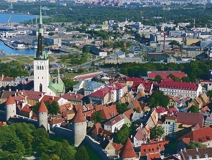 Естонія висловлює територіальні претензії до Росії