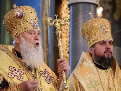 «Відкат» Томосу? Патріарх Філарет не визнав розпуску Київського патріархату