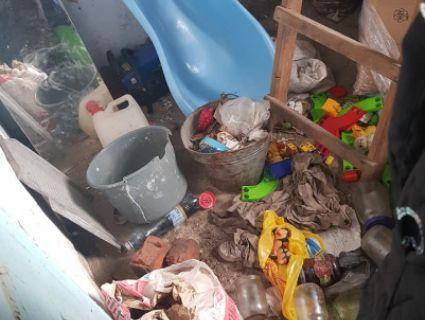 «Рейвах»: благодійників із Луцька жахнуло, в яких умовах «неграмотна» мати із Лища утримує дітей