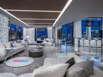 100 тисяч за ніч: у найдорожчому готельному номері акул у формальдегіді та пігулки на вікнах (фото)