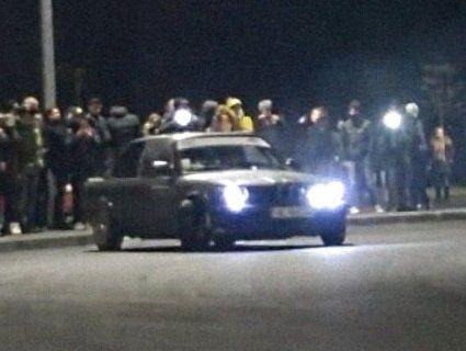 У Львові 300 людей влаштували нічні гонки