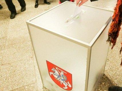 У Литві не змогли обрати президента в першому турі