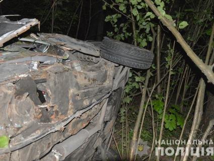 На Волині дві смертельних ДТП спричинили машини одної марки