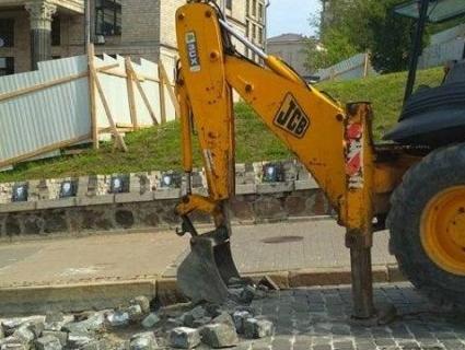 Чому в Києві призупинили будівництво меморіалу Небесної сотні