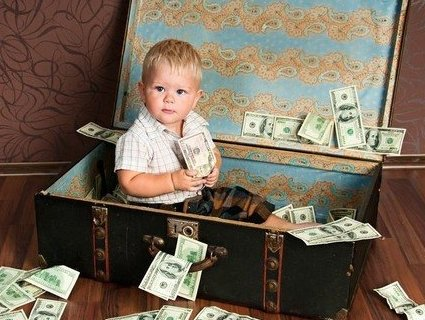 Наймолодшому українському мільйонерові – три роки