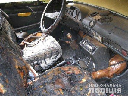 На Одещині в машині живцем згоріла дворічна дитина