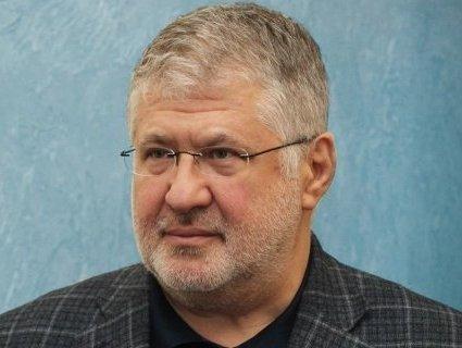 Коломойський повернувся в Україну