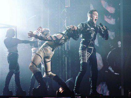 «Ненависники»: на «Євробаченні» фурору наробили «нащадки» Lordi (відео 16+)