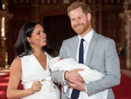 Принц Гаррі розповів, як почувається в ролі татуся
