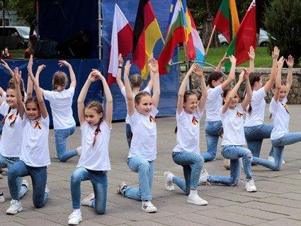 У Луцьку триває святкування Дня Європи-2019 ( афіша заходів, фотодобірка)