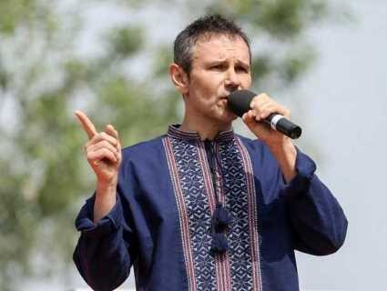 Хто буде в списку партії «Голос» – Вакарчук