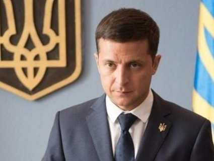 Зеленський вступив на пост президента