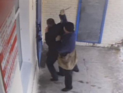 «Оскара їм!»: на Полтавщині пограбування банку зімітували директор із кумом (відео)
