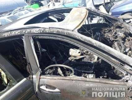 Житель Київщини потрапив у ДТП з гранатою в кишені (фото)