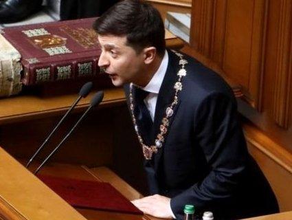 Зеленський підписав указ про розпуск ВРУ і призначив вибори