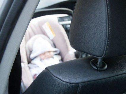 У Німеччині батьки, їдучи з пологового, забули новонародженого в таксі