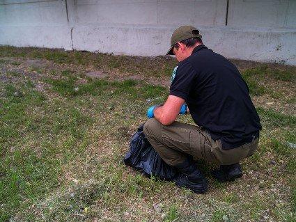 У Дніпрі біля дитячого майданчика знайшли трупи котів з відрубаними лапами (відео 18+)