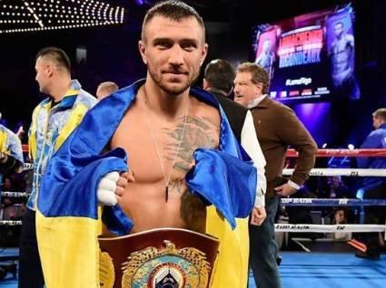 Ломаченка назвали кращим боксером світу – The Ring